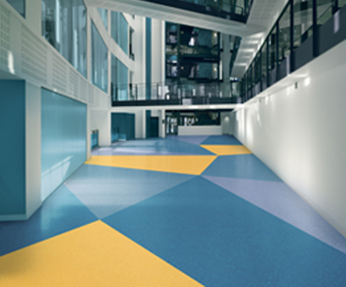Pearlazzo Pur Vinyl Flooring Product Range By Polyflor