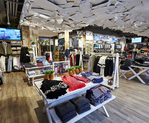 Billabong QV Melbourne