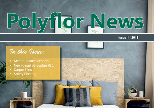 Polyflor New Zealand Newsletter Issue 1 | 2018