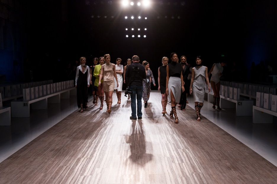 Mercedes Benz Fashion Week 187 Polyflor