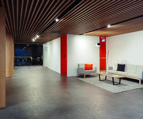 Klein Architects Office Fit Out