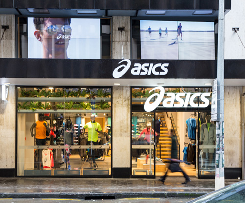 ASICS Flagship Concept Store