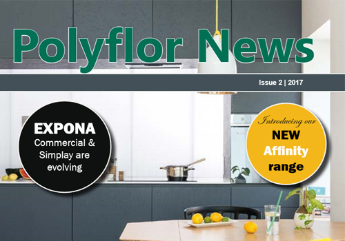 Polyflor New Zealand Newsletter Issue 2 | 2017